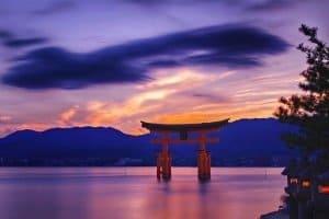 Itsukushima Floating Torii Gate